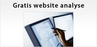 Gratis website analyse